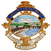 Miles Coverdale Lodge No 5069