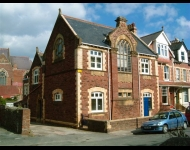 Masonic Hall, Courtland Road, Paignton